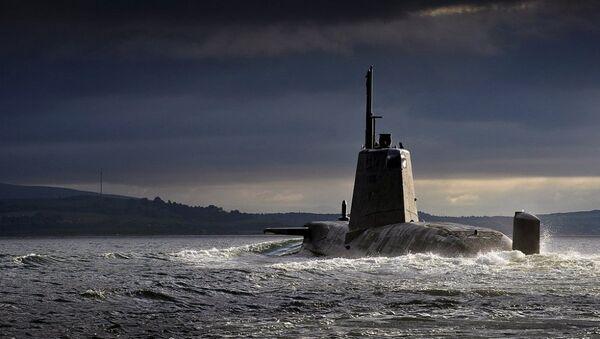 Tàu ngầm HMS Astute lớp Astute của Hải quân Anh - Sputnik Việt Nam