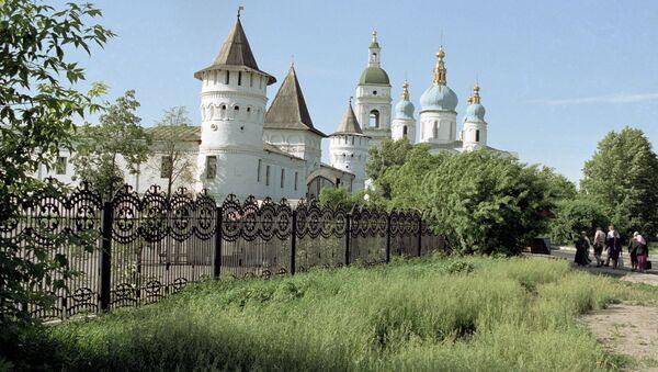 Điện Kremlin Tobolsk - Sputnik Việt Nam