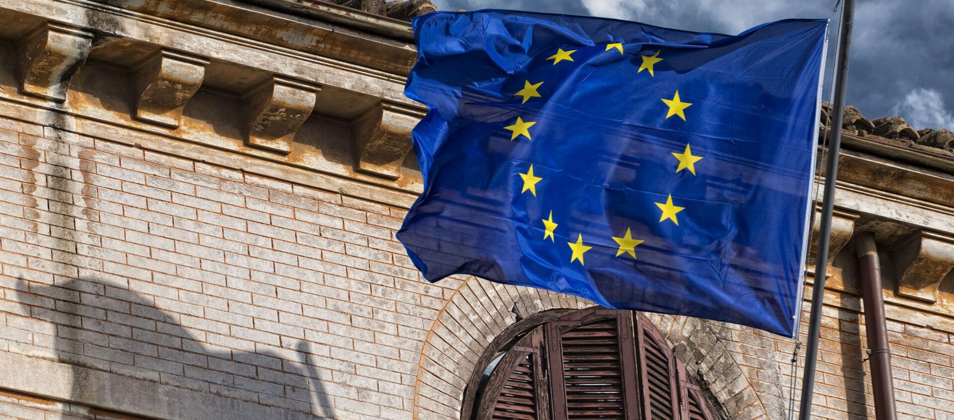 cờ EU  - Sputnik Việt Nam, 1920, 05.03.2021