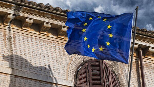 cờ EU - Sputnik Việt Nam