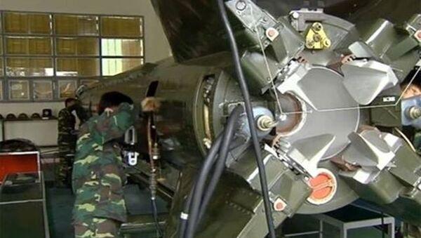 Tên lửa đạn đạo Scub của Việt Nam - Sputnik Việt Nam