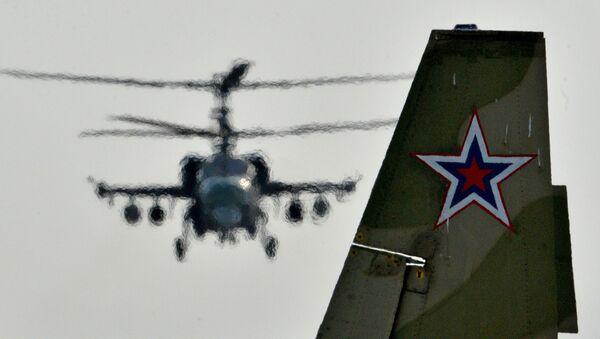 Máy bay Ka-52 Alligator - Sputnik Việt Nam