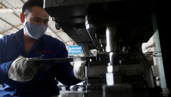 Công nghiệp Việt Nam - Sputnik Việt Nam