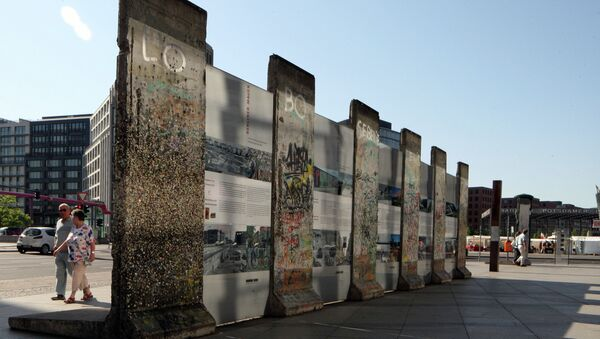 Bức tường Berlin - Sputnik Việt Nam
