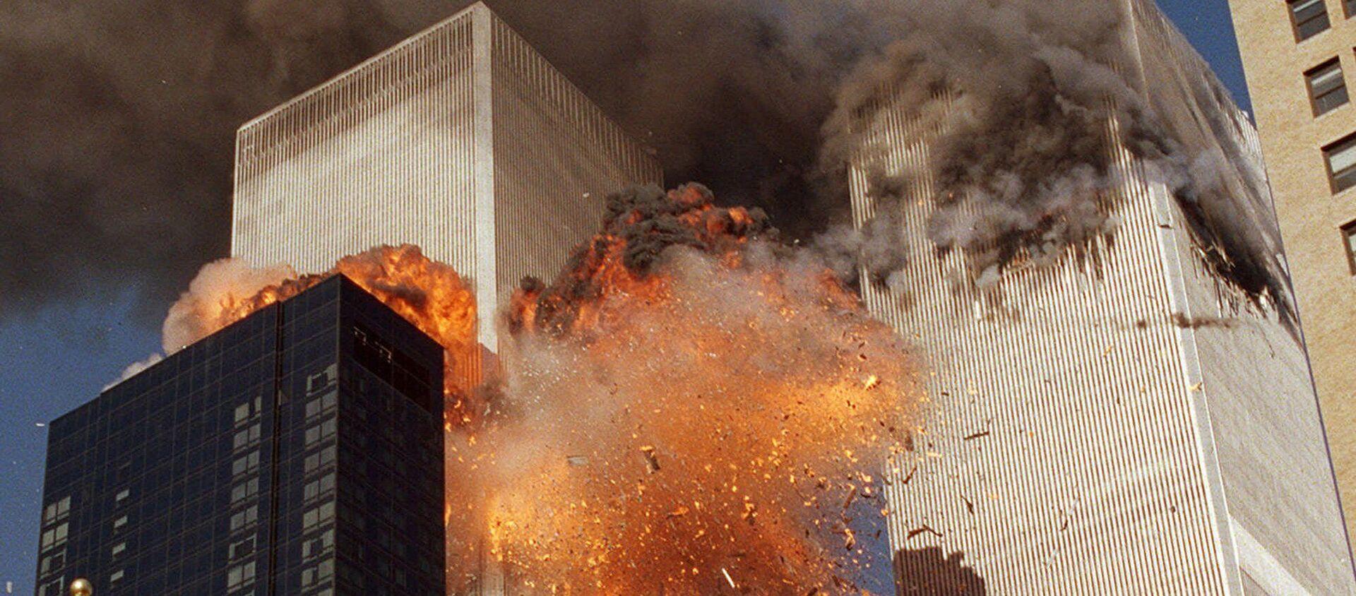vụ khủng bố 11 tháng 9 - Sputnik Việt Nam, 1920, 05.09.2021