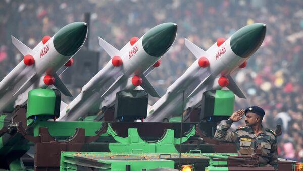 tên lửa Akash - Sputnik Việt Nam