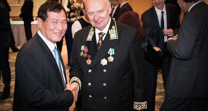 Ngày truyền thống ngành ngoại giao Nga 2017