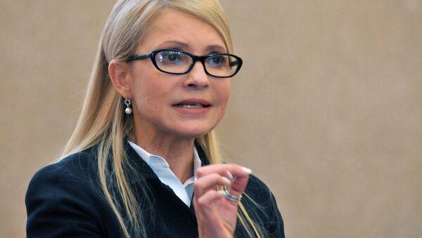 Yulia Tymoshenko - Sputnik Việt Nam