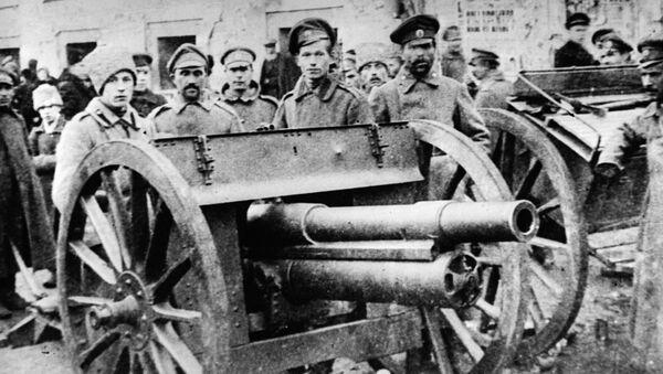 Cách mạng tháng Mười  - Sputnik Việt Nam