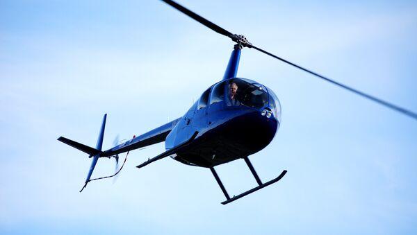 Robinson R44 helicopter - Sputnik Việt Nam