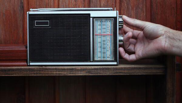 Радиоприемник - Sputnik Việt Nam