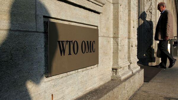WTO - Sputnik Việt Nam