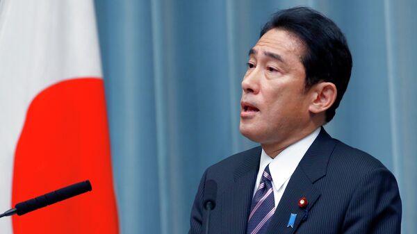Ngoại trưởng Nhật Bản Fumio Kishida - Sputnik Việt Nam