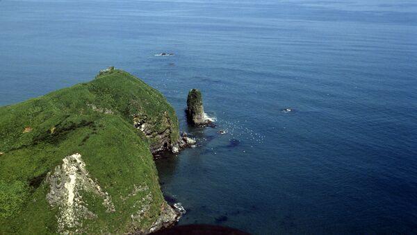 quần đảo Kuril - Sputnik Việt Nam