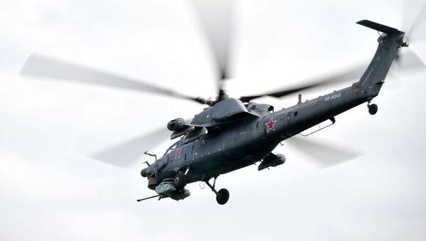 trực thăng chiến đấu Mi-28 - Sputnik Việt Nam