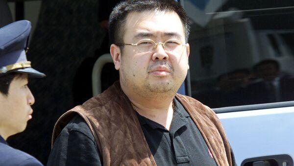 anh trai nhà lãnh đạo Bắc Triều Tiên Kim Jong-nam - Sputnik Việt Nam