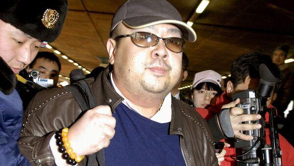 Anh trai lãnh đạo Triều Tiên Kim Jong-nam - Sputnik Việt Nam