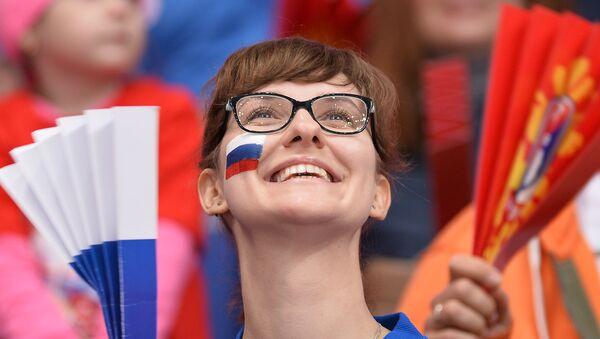 Đội tuyển khúc côn cầu Nga thắng đậm đội Thổ Nhĩ Kỳ với tỷ số 42-0 - Sputnik Việt Nam