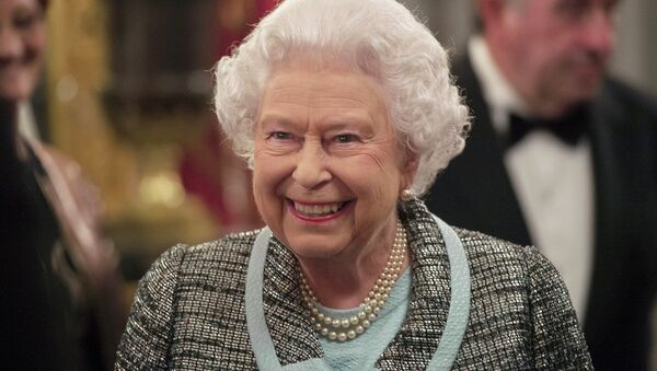 Nữ hoàng Anh Elizabeth II  - Sputnik Việt Nam