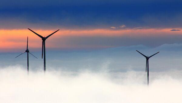 năng lượng gió - Sputnik Việt Nam