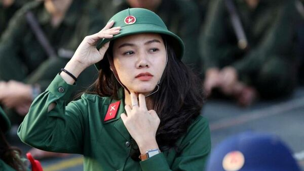Trần Thị Giao Linh - Sputnik Việt Nam