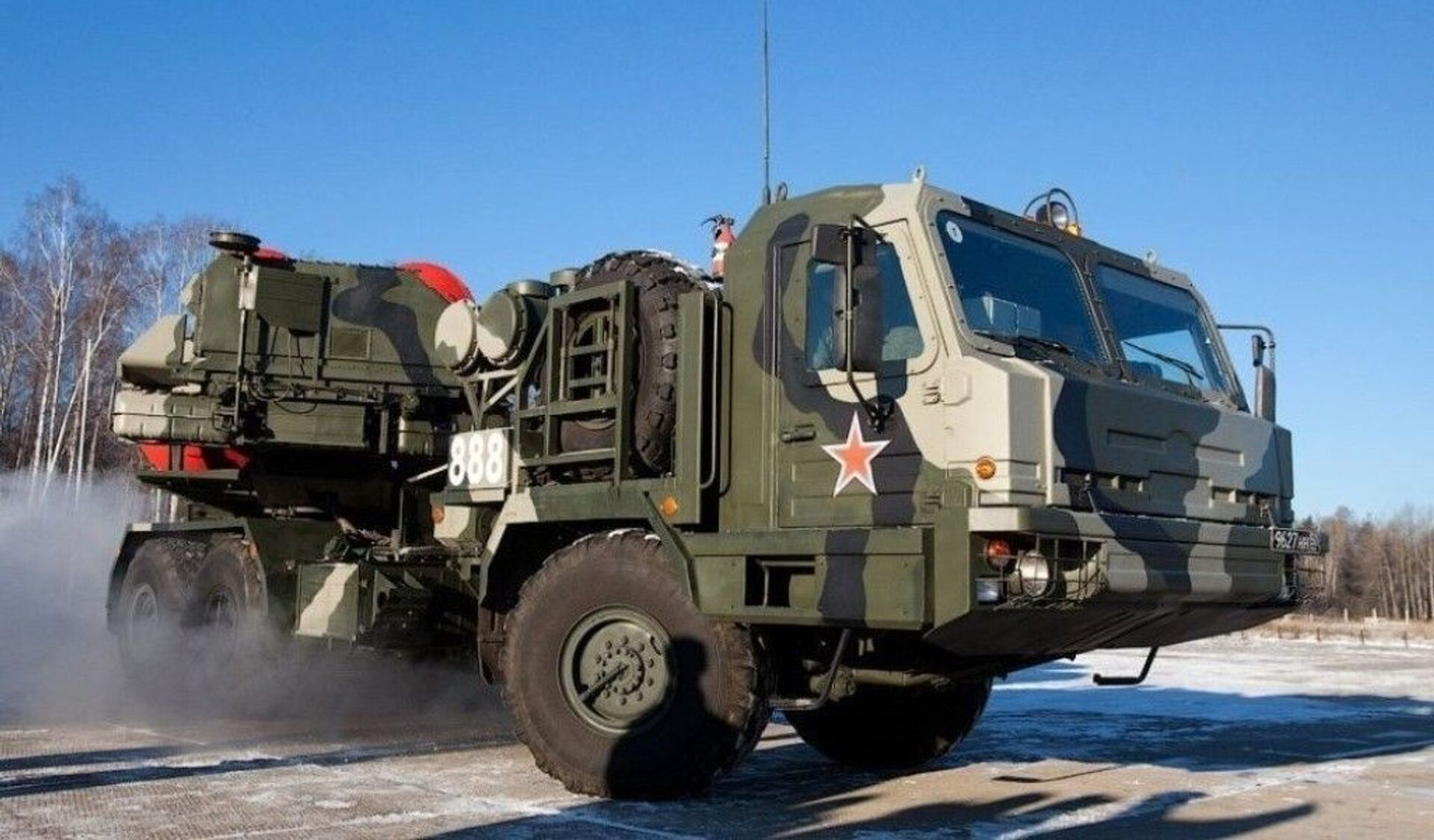 Bộ Quốc phòng Nga thông báo thử nghiệm thành công hệ thống phòng không S-500 - Sputnik Việt Nam, 1920, 07.07.2021