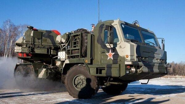 S-500, hệ thống tên lửa phòng không đất-đối-không thế hệ mới - Sputnik Việt Nam