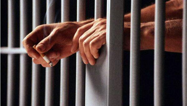 Преступник в тюрьме - Sputnik Việt Nam