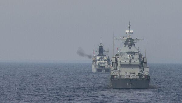 Tàu chiến lớp Kedah của Malaysia - Sputnik Việt Nam