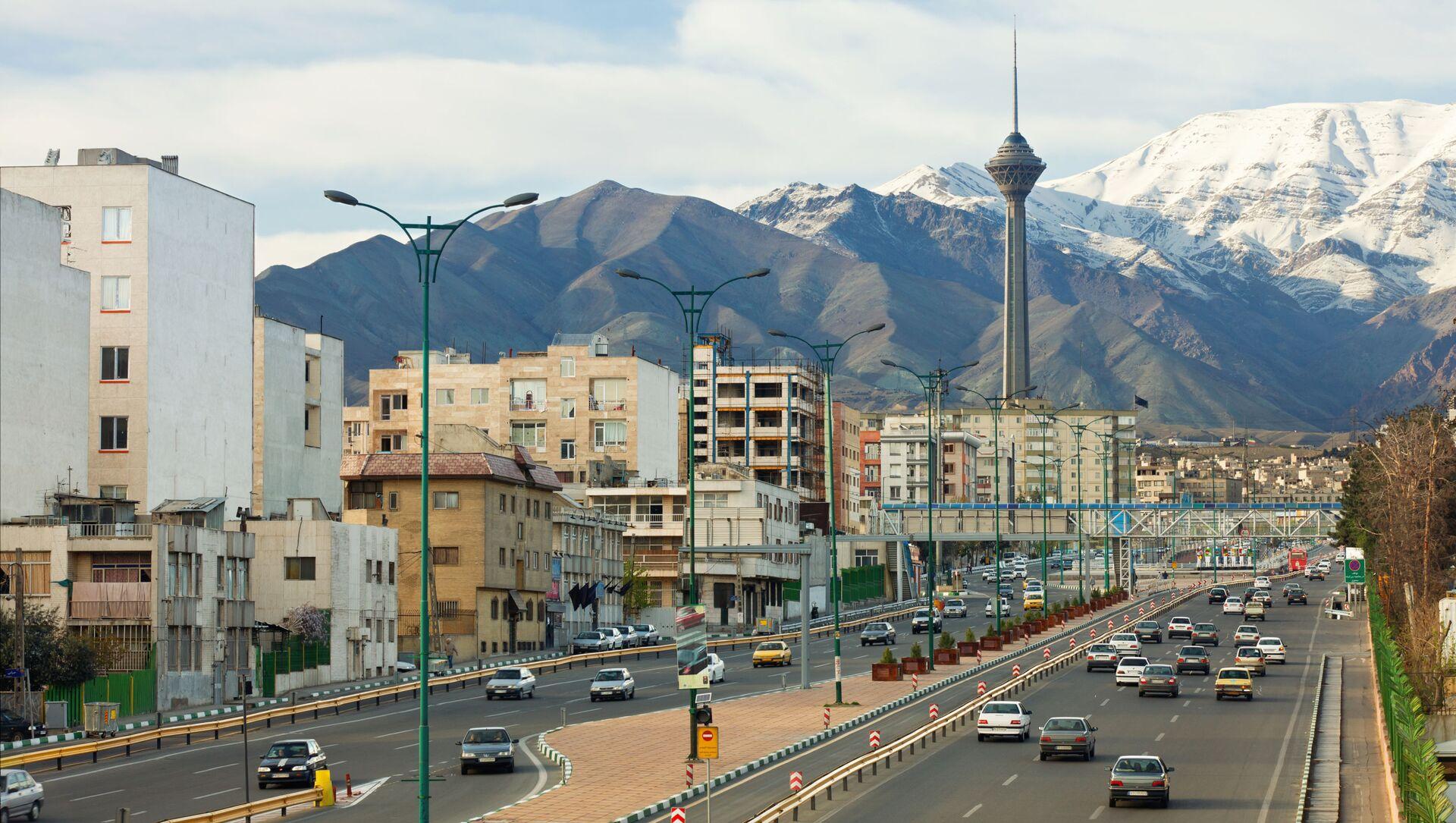 Tehran, Iran  - Sputnik Việt Nam, 1920, 22.04.2021