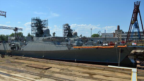 Tàu lớp Gepard - Sputnik Việt Nam
