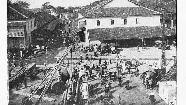1931 Indochine française - Sputnik Việt Nam