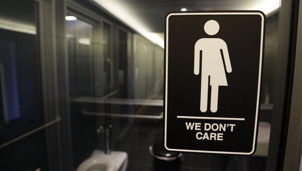 nhà vệ sinh cho người chuyển đổi giới tính - Sputnik Việt Nam