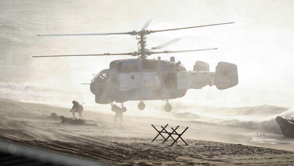 cuộc tập trận Phía Tây -2013 - Sputnik Việt Nam