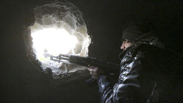 phe đối lập Syria - Sputnik Việt Nam
