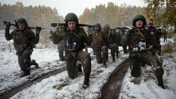 Các lực lượng đặc nhiệm Nga - Sputnik Việt Nam