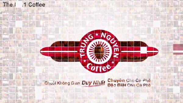 Trung Nguyên Coffee - Sputnik Việt Nam