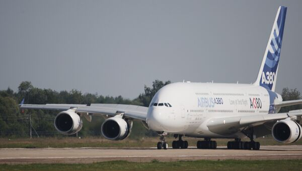 Airbus A380  - Sputnik Việt Nam