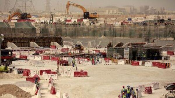 Sân vận động bóng đá Al Wakrah, World Cup Qatar 2022 - Sputnik Việt Nam