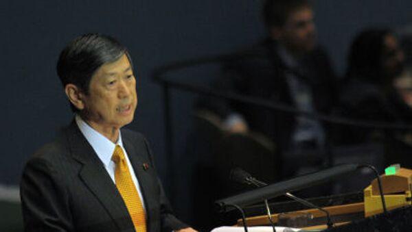Masahiko Komura, Phó Chủ tịch đảng Dân chủ Tự do - Sputnik Việt Nam