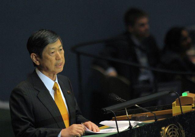 Masahiko Komura, Phó Chủ tịch đảng Dân chủ Tự do