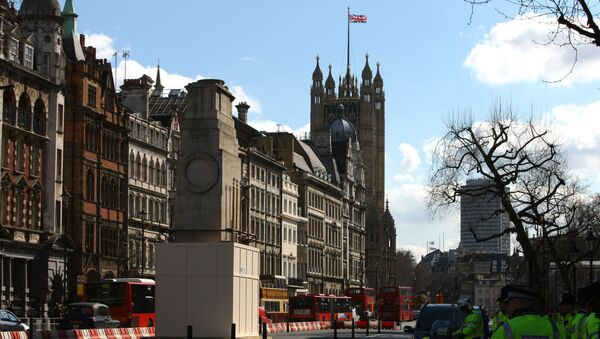 Quốc hội Anh - Sputnik Việt Nam