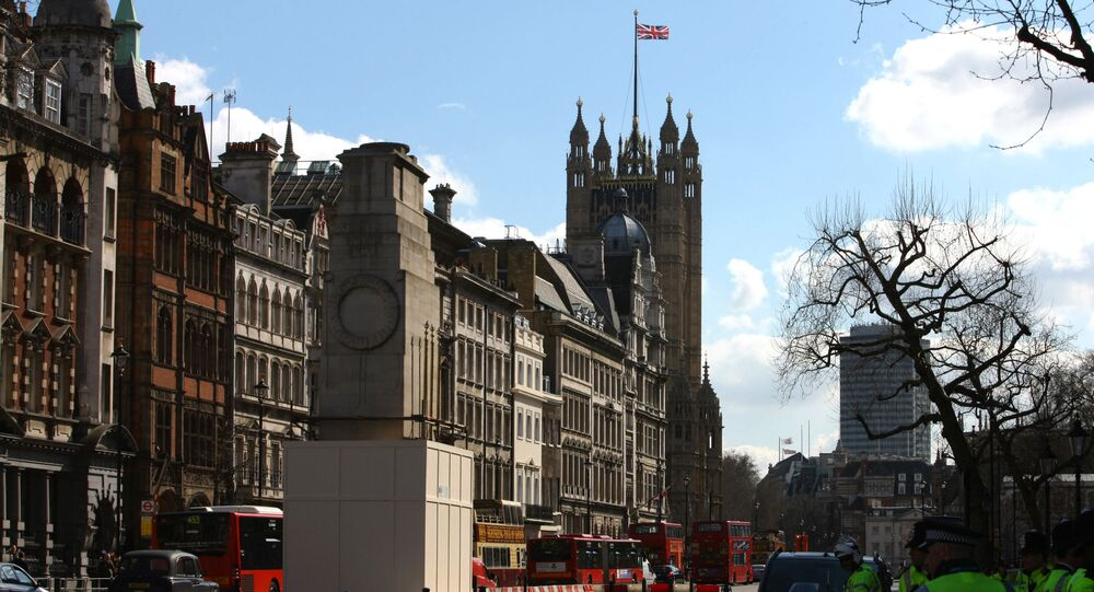 Quốc hội Anh