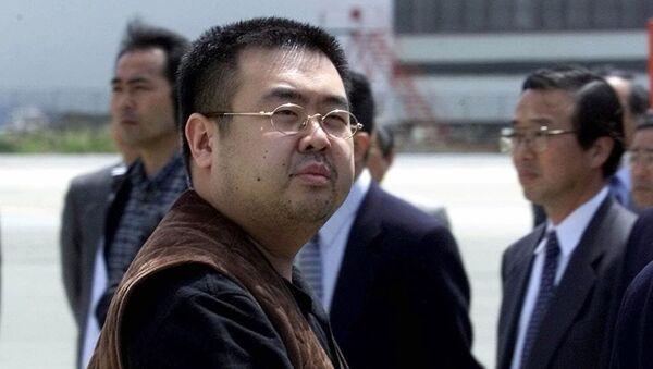 Kim Jong-nam - Sputnik Việt Nam
