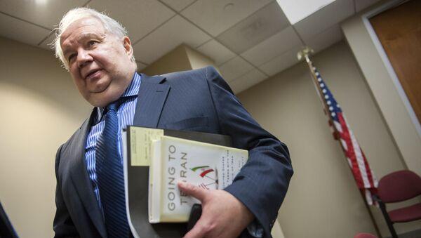 Đại sứ Nga tại Washington Sergei Kislyak - Sputnik Việt Nam