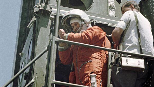 Valentina Tereshkova: người phụ nữ đầu tiên bước vào vũ trụ - Sputnik Việt Nam