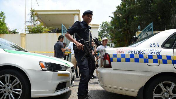 Cảnh sát Malaysia phong tỏa đại sứ quán Triều Tiên - Sputnik Việt Nam