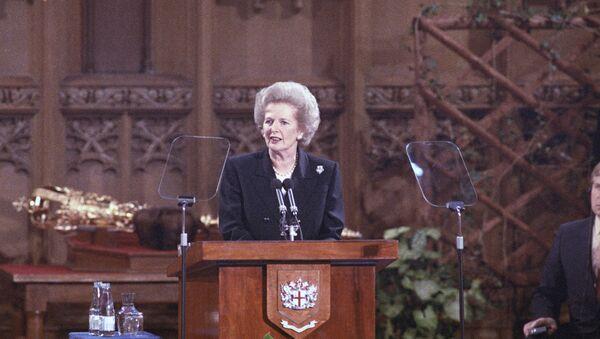 Margaret Thatcher  - Sputnik Việt Nam