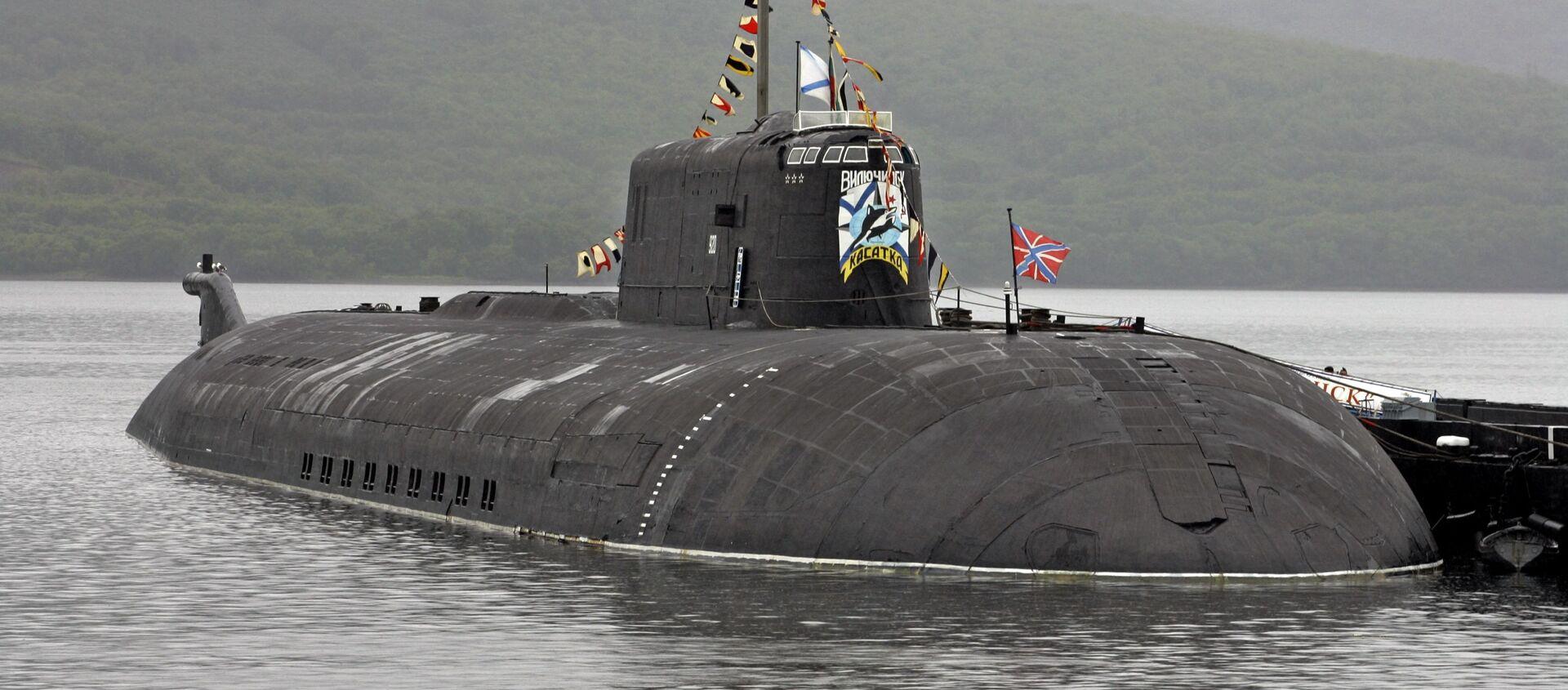 Tàu ngầm hạt nhân Antei - Sputnik Việt Nam, 1920, 19.03.2021