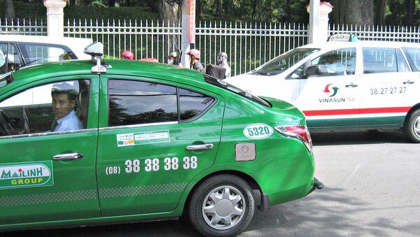 Xe Taxi - Sputnik Việt Nam
